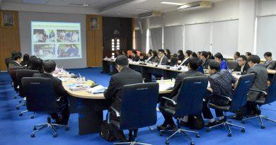มหาวิทยาลัยราชภัฏเลย รับการประเมินคุณภาพการศึกษาภายใน ปี 2561