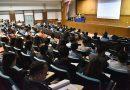 มรภ.เลย ประชุมคณาจารย์มหาวิทยาลัยราชภัฏเลย ครั้งที่ 1/2563 พัฒนาหลักสูตรเน้นทักษะ นวัตกรรม วิจัย ภาษา และอาชีพ