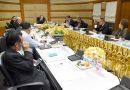 ประชุมกรรมการส่งเสริมกิจการมหาวิทยาลัยราชภัฏเลย ครั้งที่ 1/2563