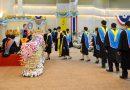 ประกาศมหาวิทยาลัยราชภัฏเลย  เรื่อง   การฝึกซ้อมพิธีพระราชทานปริญญาบัตรของมหาวิทยาลัยราชภัฏเลย  ประจำปีการศึกษา 2559 – 2560