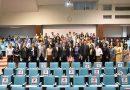 อธิการบดี มรภ.เลย กล่าวเปิดประชุมอาจารย์แนะแนว ชี้แจงและประชาสัมพันธ์ การรับสมัครนักศึกษาใหม่
