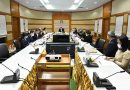 มรภ.เลย จัดประชุมกรรมการส่งเสริมกิจการมหาวิทยาลัยราชภัฏเลย ครั้งที่ 5/2563